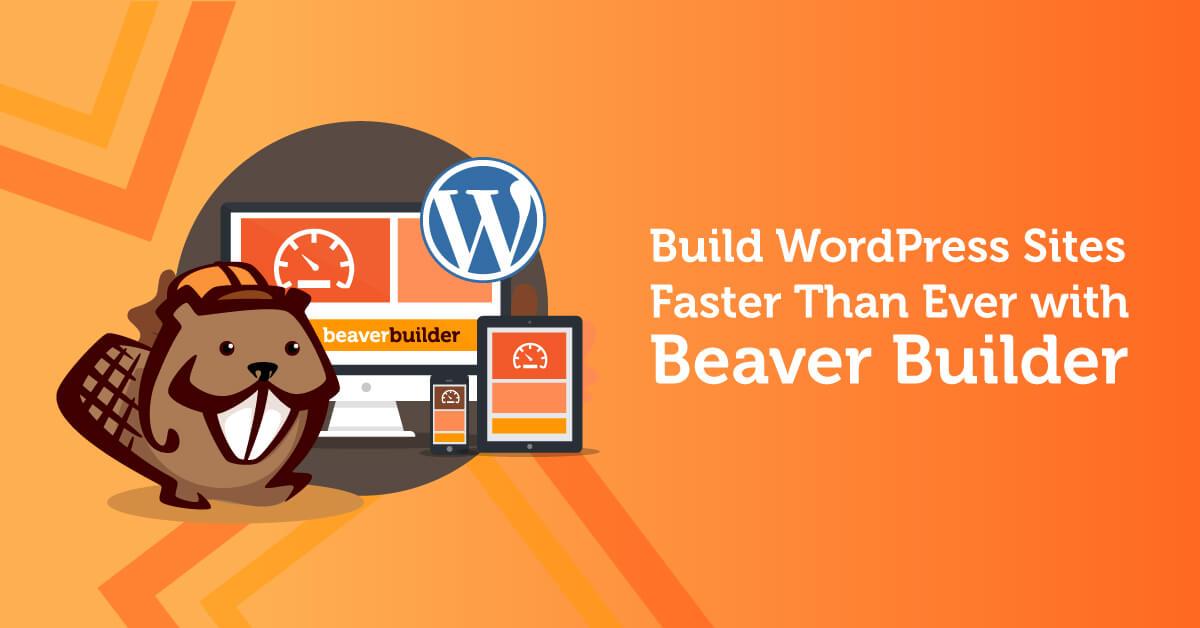 Beaver Builder WordPress Page Builder