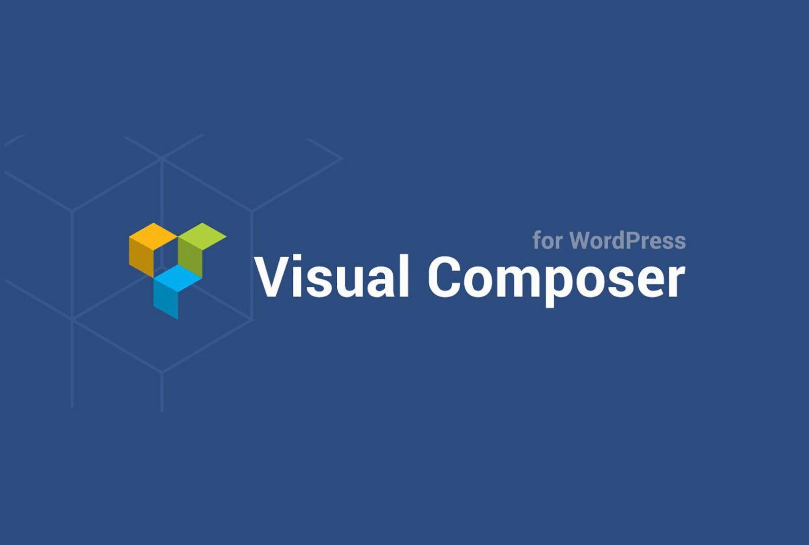 Visual Composer – создание страниц для WordPress